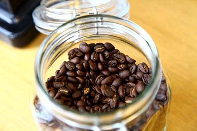 コーヒー豆のこだわり