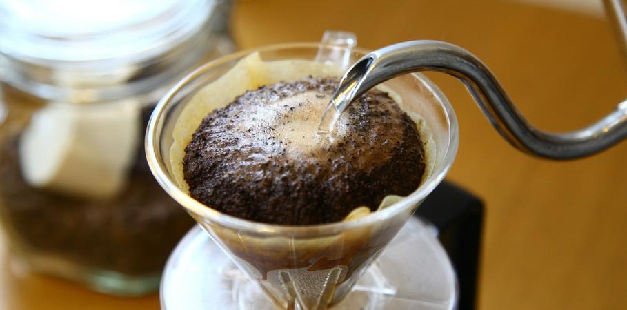松田珈琲工房 Cafe Noccal|札幌市KONO式ハンドドリップ教室とソイマフィン